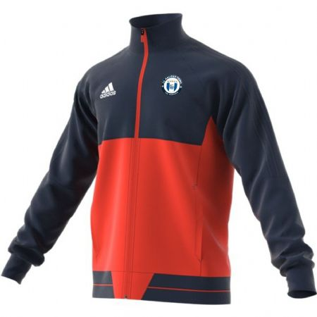 Adidas 2017 tracksuit top - Navy and Orange